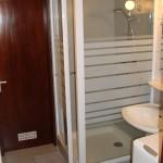 Meublé de la ferme : 1er étage, salle de bain