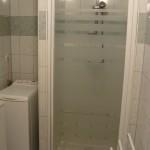 Meublé de la ferme – RDC : la salle de bain