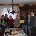 Décembre 2007 - diplôme 15 ans